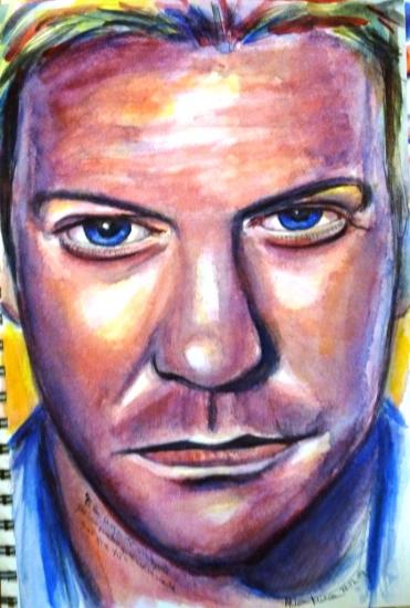 Kiefer Sutherland by AliciaMurcia